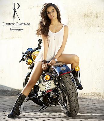 Shraddha Kapoor shoot for Dabboo Ratnani 2016 Calendar