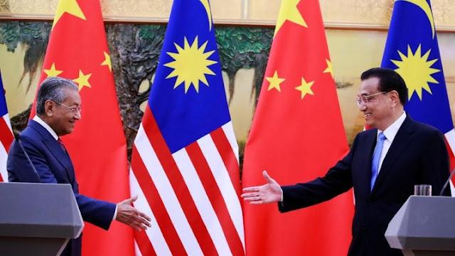 Mahathir Sukses Lobby China, Proyek Kereta Malaysia Didiskon 30 Persen