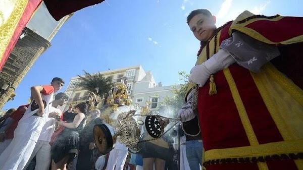 El Obispado de Cádiz suspende las procesiones de Semana Santa