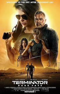 Terminator – Dark Fate First Look Poster 1