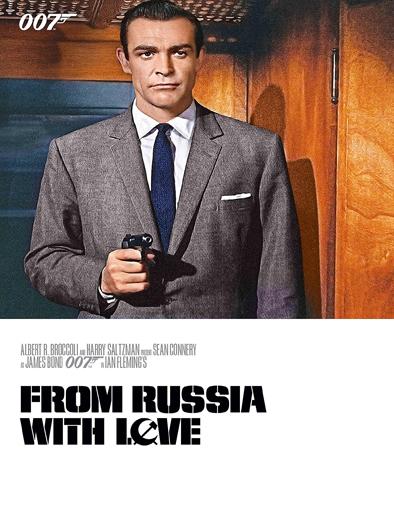 Ver 007: De Rusia con amor (1963) Online