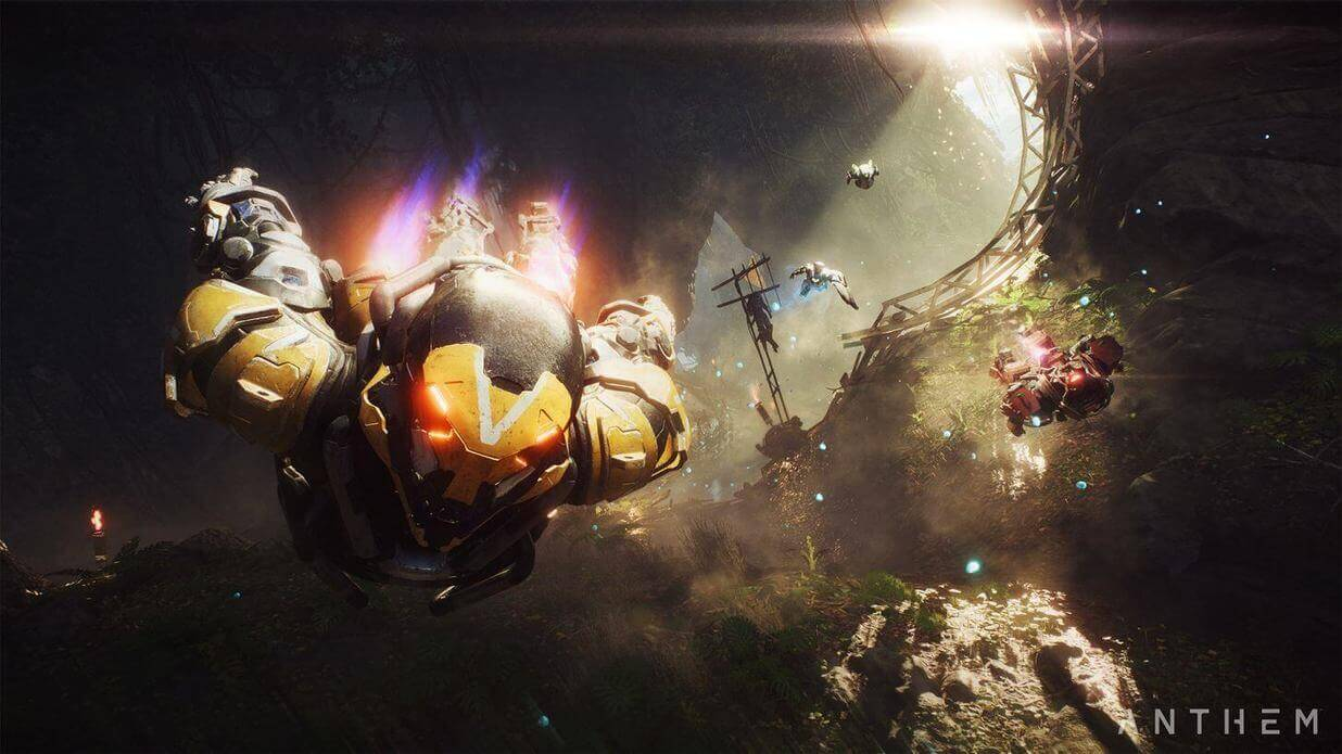 Anthem Closed Alpha Runs From December 8 To 9 For PC, PlayStation 4, And Xbox One