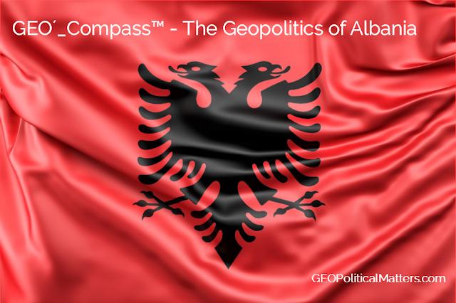 GEO´_Compass™ - The Geopolitics of Albania