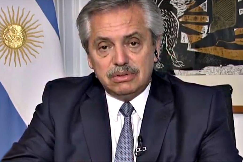 El Presidente Alberto Fern U00e1ndez Advirti U00f3 Hoy Que U0026quot Circula