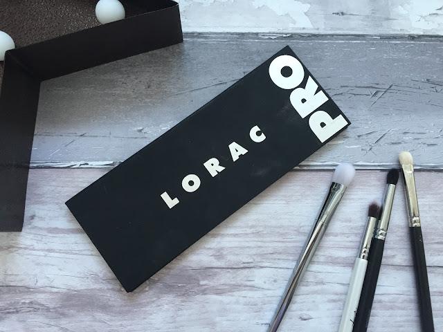 Lorac_Pro_Palette