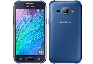 Cara Flashing Samsung Galaxy J1 SM-J100H [J1 Biasa] Bootloop Root TWRP