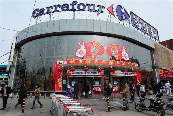 Các chuỗi siêu thị nước ngoài rút khỏi Trung Quốc