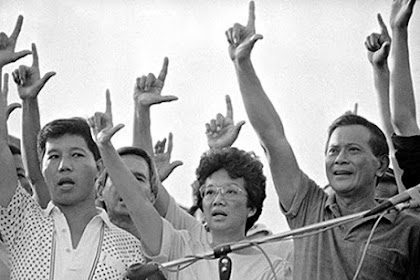 Situasi Indonesia Mirip Pilpres Filipina 1986, Kecurangan Picu People Power