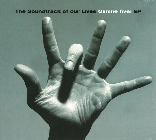 The Soundtrack of Our Live - Gimme five!
