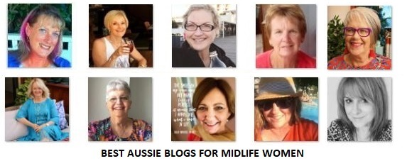 10 Fantastic Aussie Midlife Bloggers that you really should be following #midlife #blogging