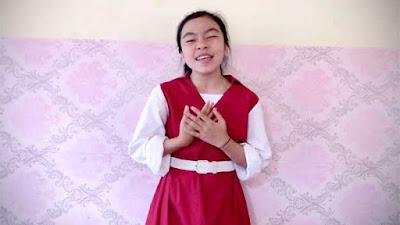 Pejabat Sumbar Dukung Najla di The Voice Kids Indonesia GTV