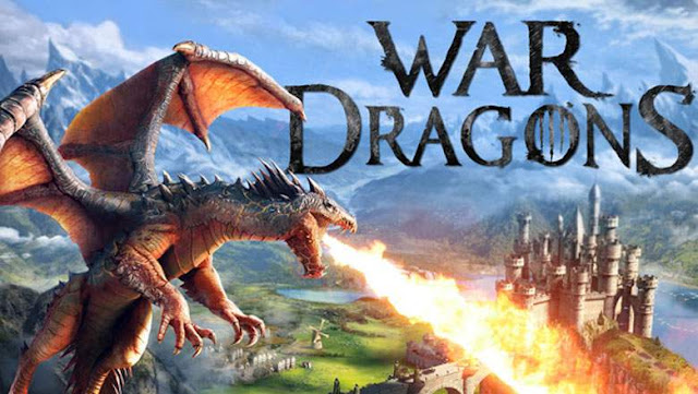 تحميل لعبة حرب التنانين dragon war مجانا للموبايل الاندرويد برابط مباشر apk