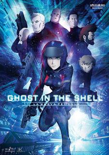 """Manga: Revelada nueva información de la próxima serie de """"Ghost in the Shell"""""""
