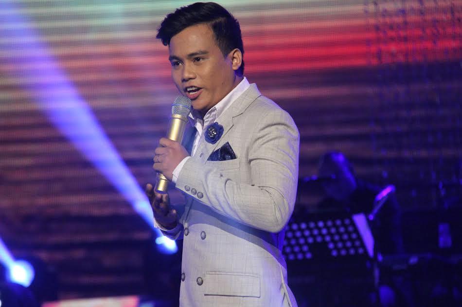 'Tawag ng Tanghalan' champ Noven Belleza arrested in Cebu