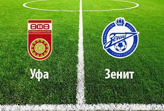 Зенит – Уфа смотреть онлайн бесплатно 10 марта 2019 прямая трансляция в 16:30 МСК.