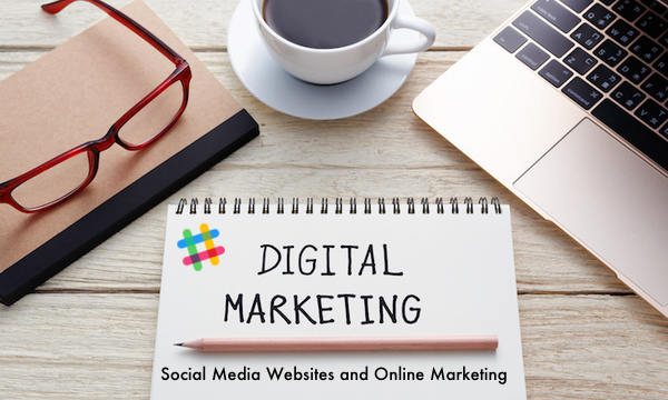 Social Media Websites and Online Marketing