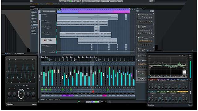 Membuat Musik Dengan Steinberg Cubase Pro