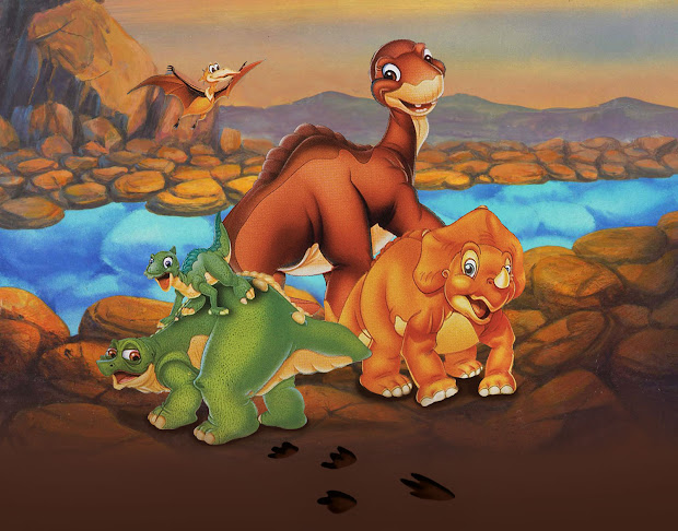Land Before Time Dinosaur Kid Movies