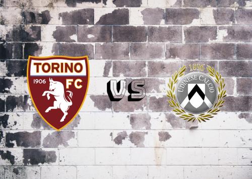 Torino vs Udinese  Resumen