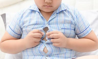 Obesidad en niños