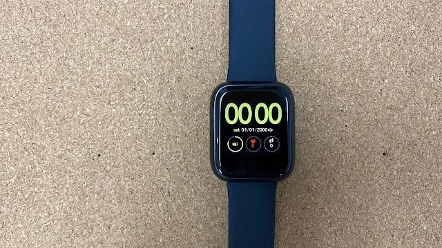 【報價】黑い Kuroi Cass 1 智能手錶 功能同 Apple Watch 無分別?