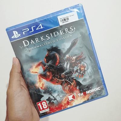darksiders adalah game perang yang pertama kali rilis di ps3 tahun 2010 sebelum akhirnya mendapat verso remastered di ps4 tahun 2016