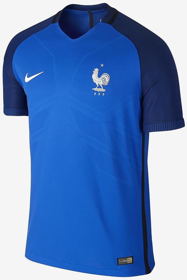 4a9a938692b95 Nike divulga as novas camisas da França - Show de Camisas