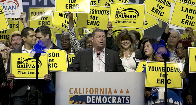 California Democrats have unprecedented power. Why is the party so uneasy?