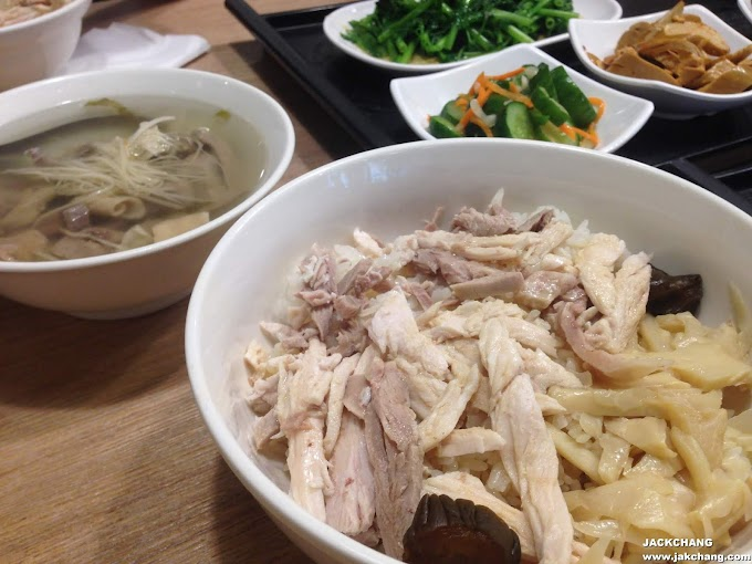 食|台北【信義區】肉伯火雞肉飯-CNN推薦台南美食在台北