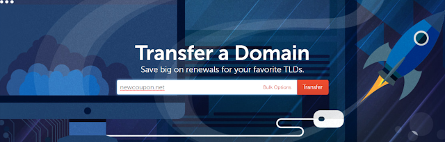 transfer a domain from GoDaddy to Namecheap