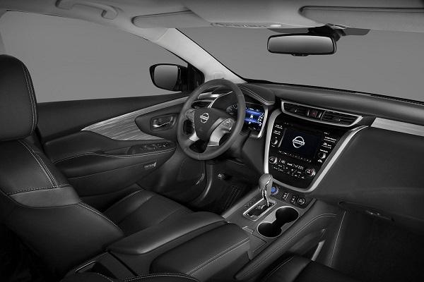Interior Nissan Murano Argentina