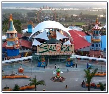 Saloka Theme Park Tuntang