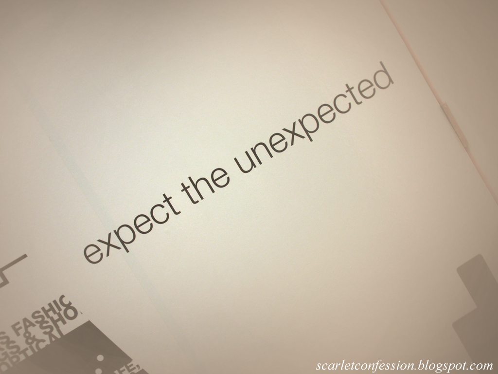 Expecting The Unexpected