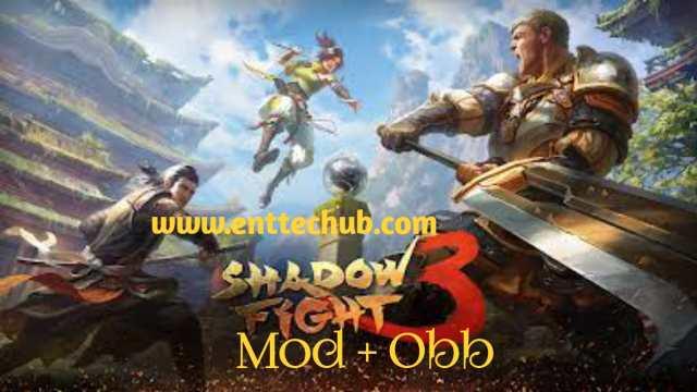 Shadow Fight 3 Mod Apk OBB Offline Mode