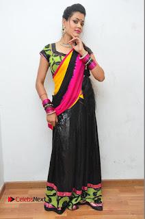 Actress Riya Picture Gallery in Half Saree  0024