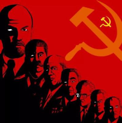 من هم القادة عبر تاريخ الاتحاد السوفيتي؟