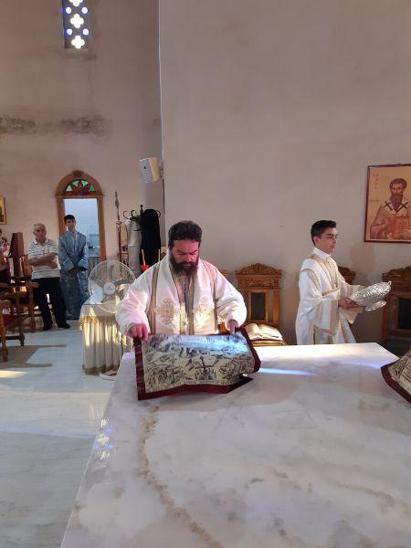 Εγκαίνια Ναού του Αγίου Θεοφάνους στην Ξάνθη (+ΦΩΤΟ)