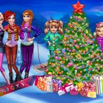 Princess Christmas Night