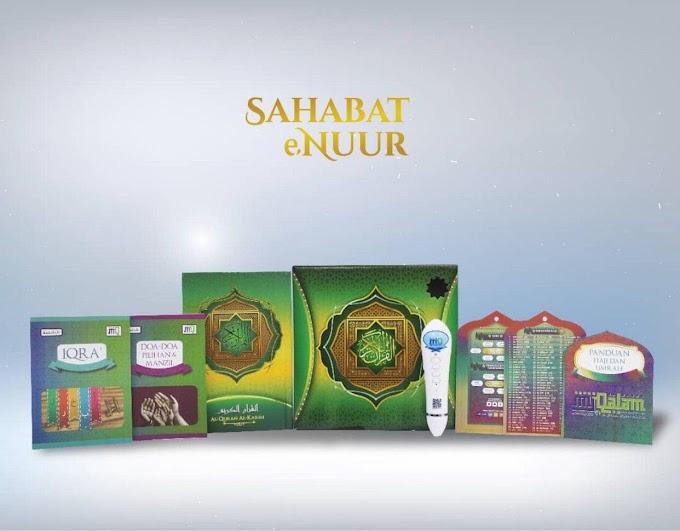 Al Quran Digital My Qalam A5 Basic