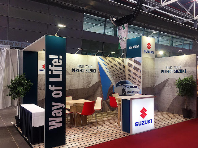 How To Make A Great Impact With Modular Exhibition Stand?