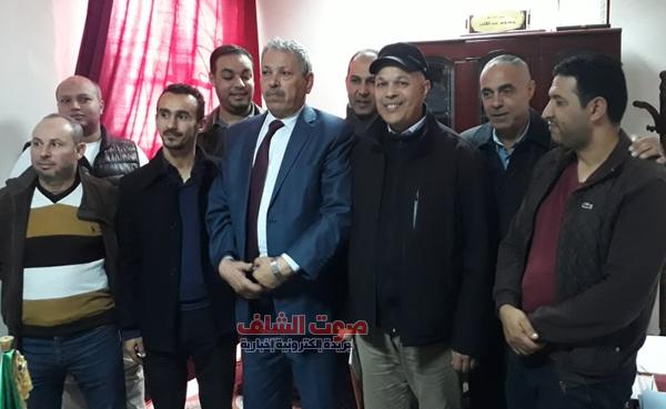 الصحفي دحماني عبد القادر رئيسا للمكتب النقابي للإعلاميين بالشلف
