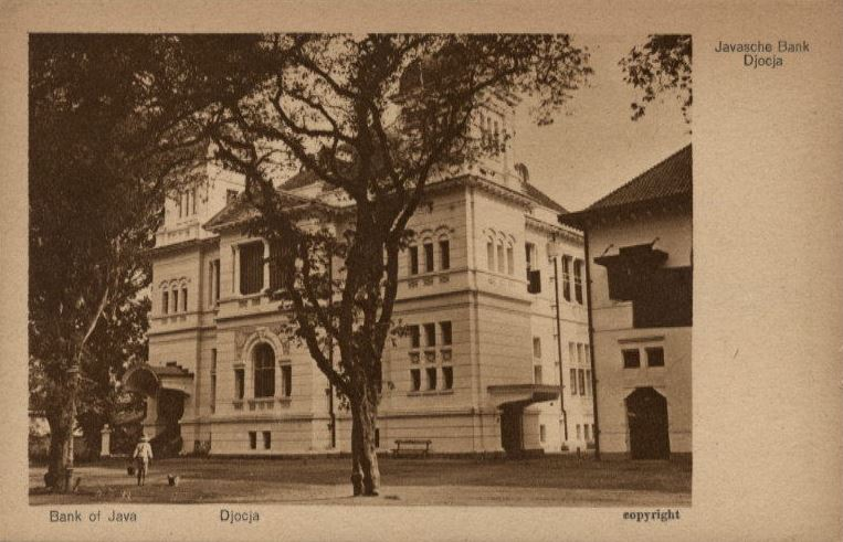 kantor De Javasche Bank di Yogyakarta