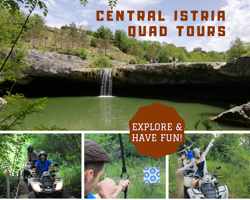Central Istria Quad Tours
