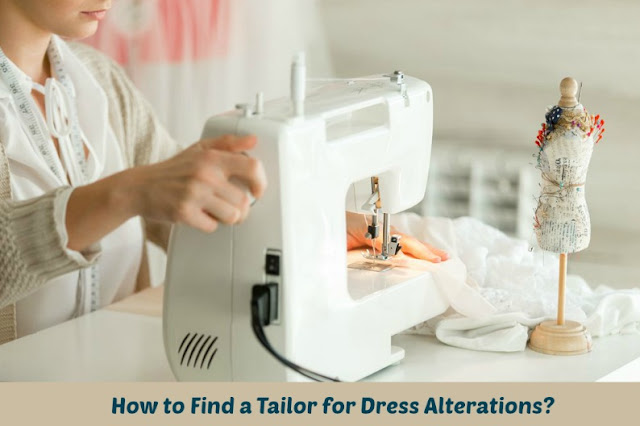 How to Find a Tailor for Dress Alterations?
