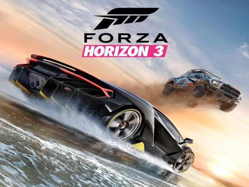 Download Forza Horizon 3 Game PC Free