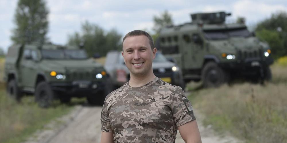 Українська бронетехніка розробила автомобіль для заміни УАЗів