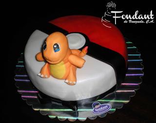 Pokemon Cake gallery