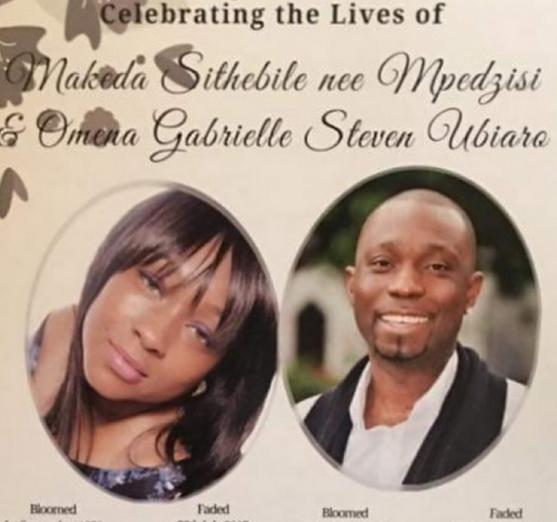 nigerian couple buried
