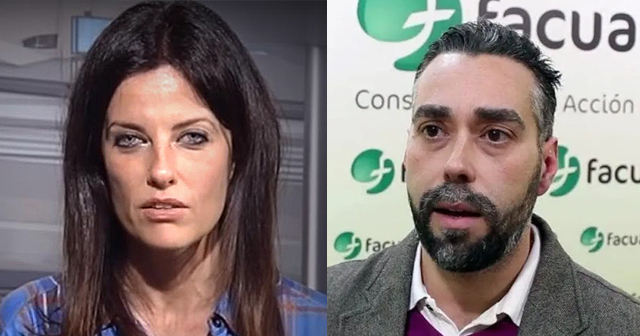 El portavoz de FACUA pone en su lugar a Cristina Seguí tras criticar al humorista Miguel Lago