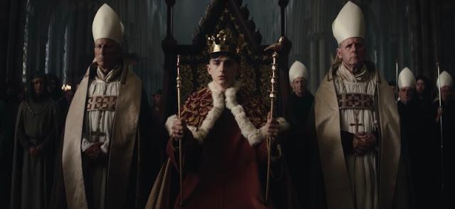 Crítica 'The King' (2019)